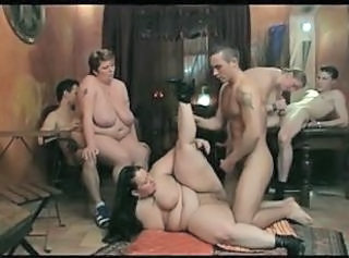 Orgy Swingers Natural