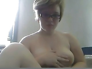 Teen Glasses Webcam