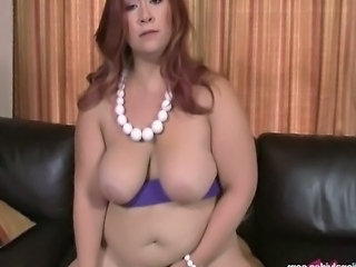 Short N Stacked Plumper Sophia Jordan's Hardcore Debut