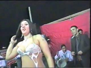 Party Dancing Amateur Amateur Arab