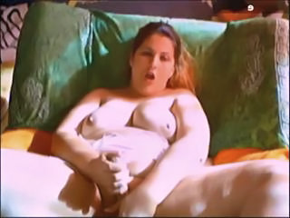 "Hermaphrodite Playing with her cock and pussy"" class=""th-mov"