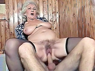 Hairy Hardcore Riding Granny Hairy Granny Stockings Hairy Granny