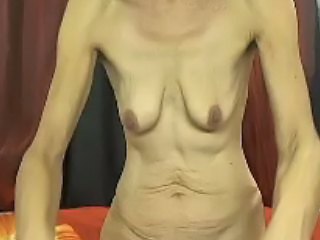 Skinny Webcam Saggytits