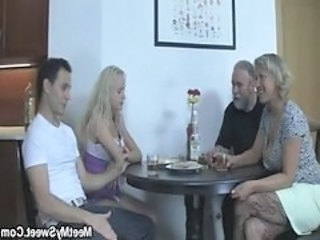 Family Groupsex Drunk Family Old And Young Perverted