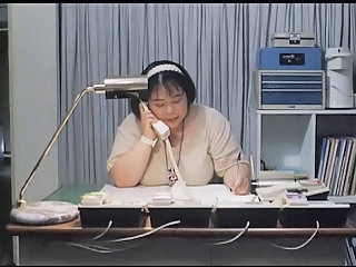 Asian Office Secretary Bbw Asian Bbw Milf Milf Asian