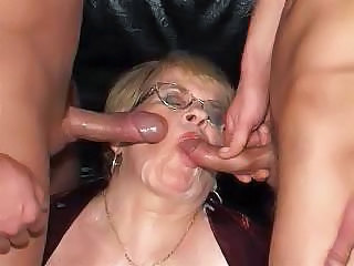 Swallow Cumshot Threesome Blowjob Cumshot Cumshot Ass European