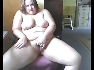 Masturbating Webcam BBW