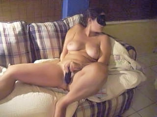 Masturbating Dildo Wife