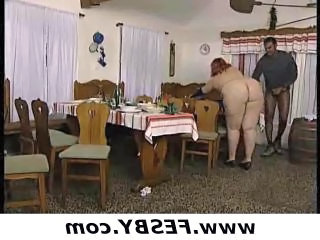 Ass Kitchen MILF Bbw Milf Milf Ass