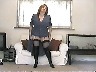 Stockings Chubby European