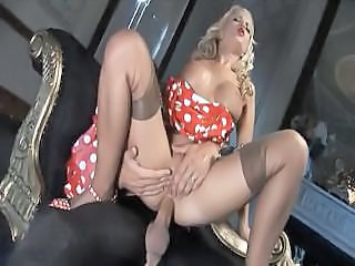 Blonde Cindy Dollar Needs Two Cocks To Satisfy Her Horny Urges