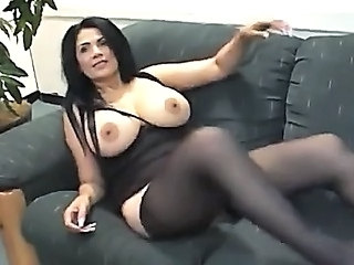 Excited Chubby Milf Taken Hard