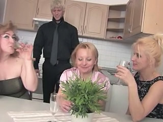 Mature Ladies Who Lunch Also Fuck
