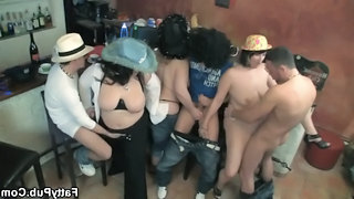 Orgy Party Natural