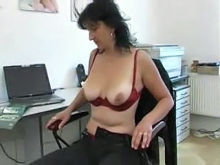 Office Secretary Masturbating Amateur Amateur Mature Masturbating Amateur