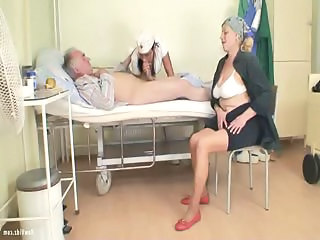 Nurse Old And Young Blowjob Nurse Young Old And Young Wife Young