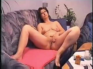 German Masturbating Amateur