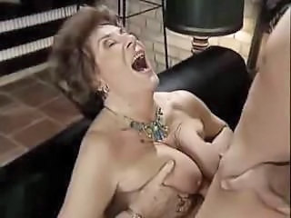 Vintage Tits Job German European German German Granny