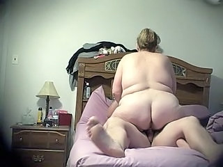 Riding Amatør BBW