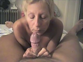 Mature Blow job In France