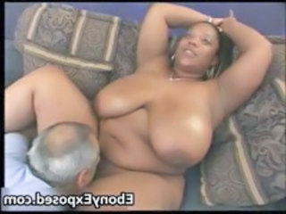 Daddy Ebony Licking