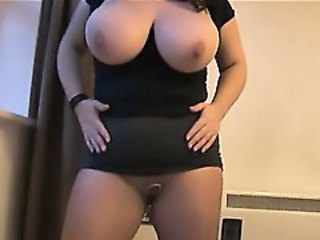 Pantyhose Amatersko BBW