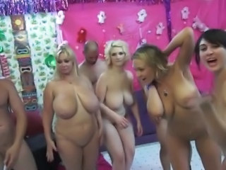 Orgy Party Groupsex