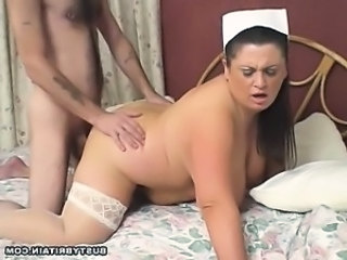 Nurse European MILF