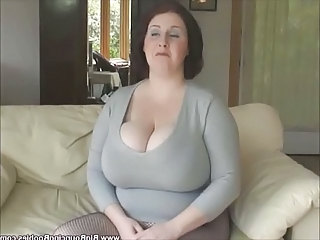 mature tits big Bbw mom