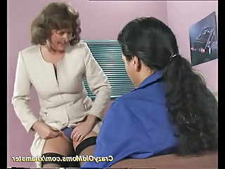 Teacher Panty Glasses Crazy Glasses Mature Mature Ass