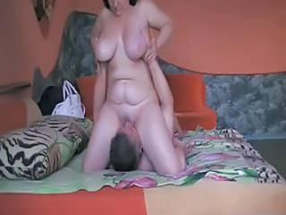 Facesitting Wife Natural