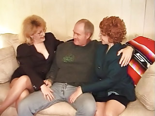 Older Threesome