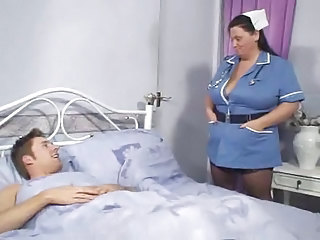Uniform Nurse MILF