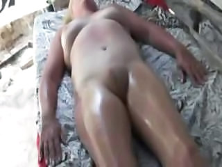 Amateur Chubby Massage