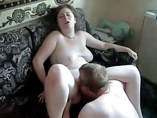 Russian Amateur Chubby