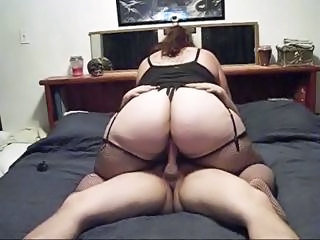 Riding Ass MILF