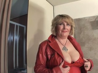 Mom Big Tits Stripper