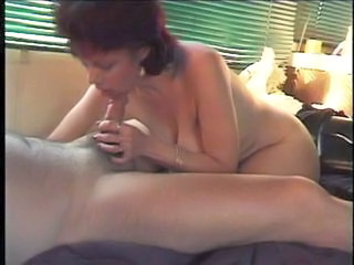 wife giving head to husband',s dick