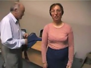 Older Office Secretary Amateur Older Man Wife Ass
