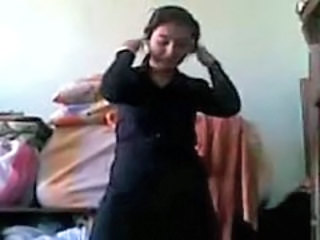 Cute & Shy Arab College Girlfriend