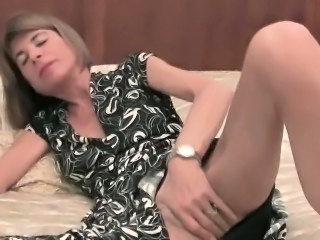 Skinny Masturbating British British European Granny Sex