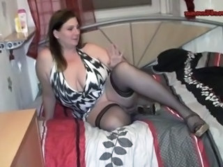 Stockings Amateur BBW