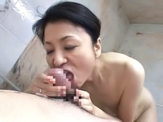 Showers Asian Blowjob Asian Mature Blowjob Mature Mature Asian