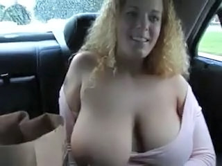 Car Natural Saggytits