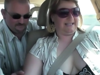 Car Wife Amateur