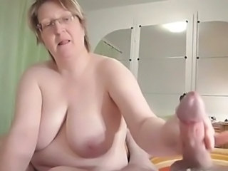 Big Cock Handjob Homemade