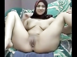 hijab webcam