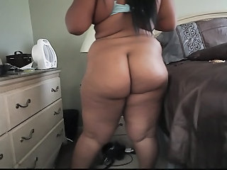 Ass Ebony Stripper