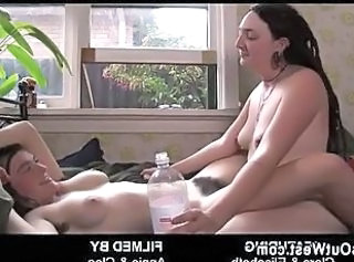 Amateur hairy lesbos having sweet pussy licking