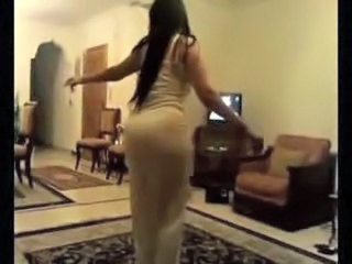 Hot Girl From Ksa Horny Dance